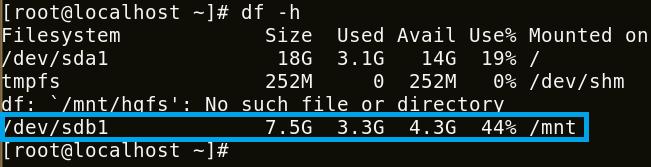 Mounting NTFS Drive in fstab