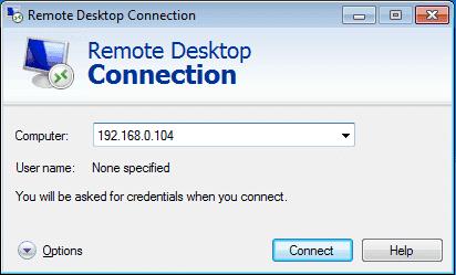 XRDP Client (Remote Desktop Client)