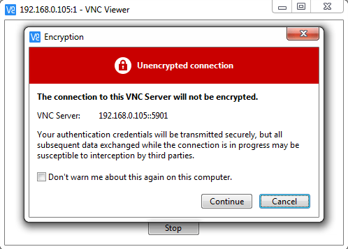 STEP BY STEP TIGERVNC SERVER CONFIGURATION - A REMOTE DESKTOP