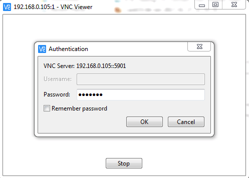 STEP BY STEP TIGERVNC SERVER CONFIGURATION - A REMOTE
