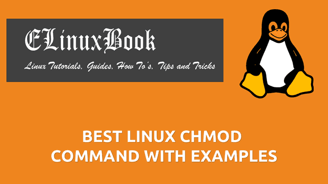 BEST LINUX CHMOD COMMAND WITH EXAMPLES