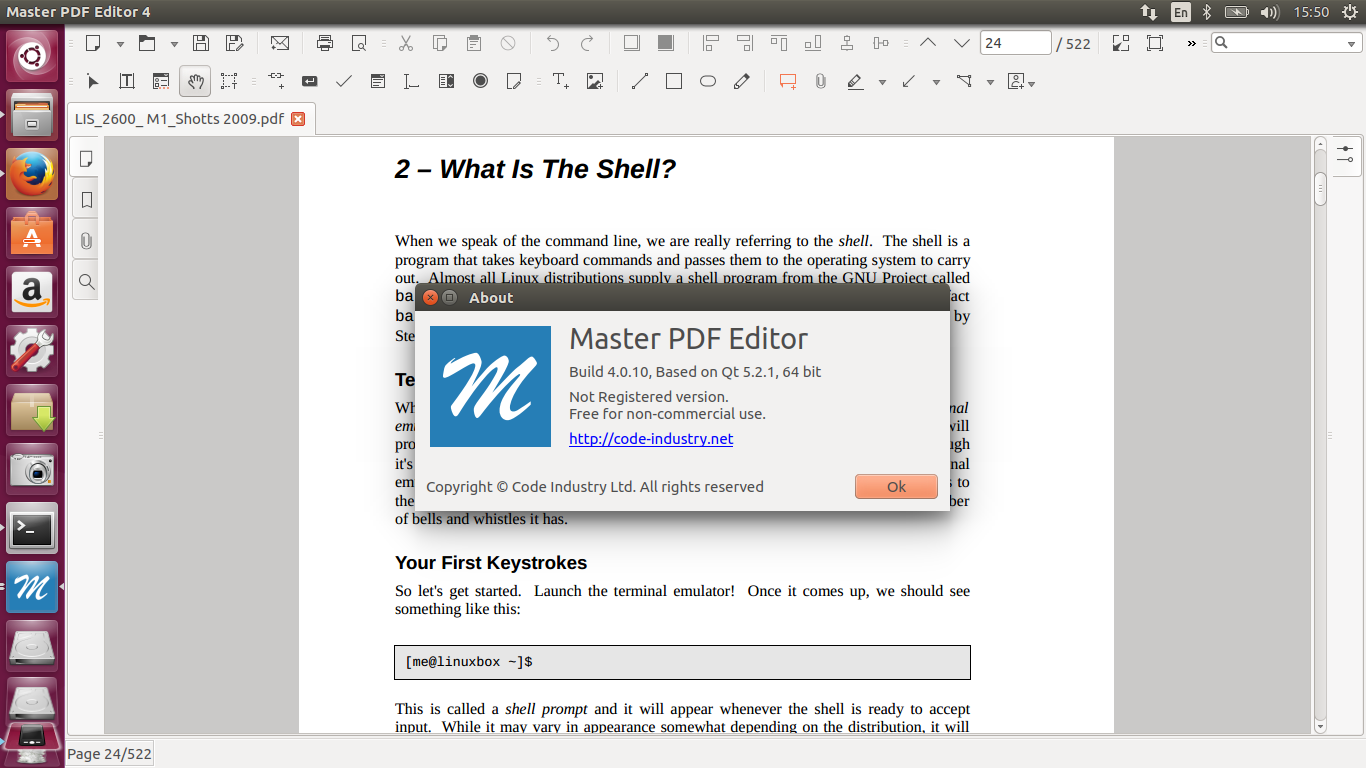 Linux pdf editor for